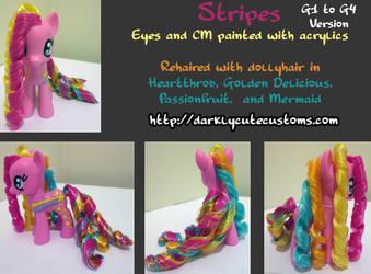 Stripes - G1 to G4 Version by Kanamai