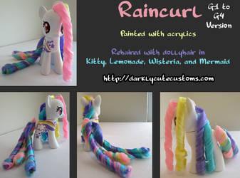 Raincurl - G1 to G4 Version by Kanamai
