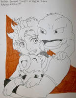 Legendary Pokemon Troopers: 4 of 5 - Shu by Fangirl-Shenanigans