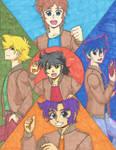 School Days by Fangirl-Shenanigans