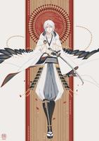 TR: tsurumaru by erebun