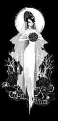 Ghost bride by erebun