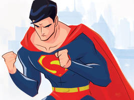 Superman by Mro16
