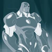 Cyborg by Mro16