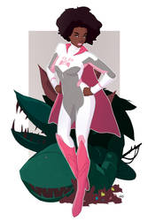 Superhero Commission by Mro16