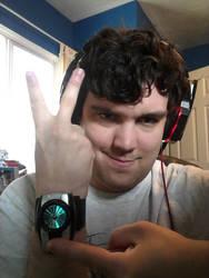 I got my henshin device by V1EWT1FUL