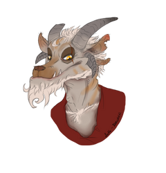 Very Old Charr by Irrwahn