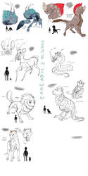 Bluntlands Fauna Pt3 by Irrwahn