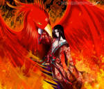 My Little Phoenix by myhilary