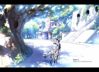 Mukudori Robin by myhilary