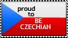 Proud to be Czechian by jkcustoms