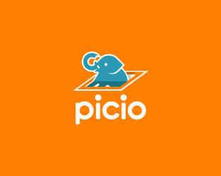 Picio-Logo by whitefoxdesigns