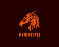 Digimitsu-Logo by whitefoxdesigns