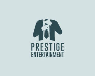 Prestige-Entertainment-Logo by whitefoxdesigns