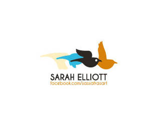 Sarah-Elliott-Logo by whitefoxdesigns