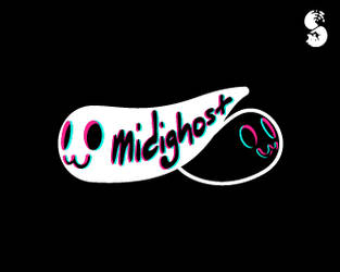 midighost-Logo by whitefoxdesigns
