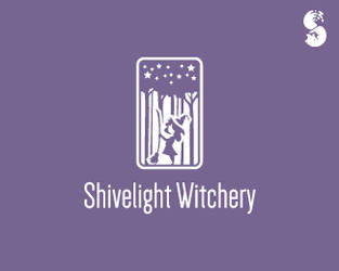 Shivelight-Witchery-Logo by whitefoxdesigns