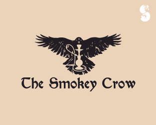 The-Smokey-Crow-Logo by whitefoxdesigns