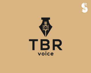 TBR-Voice-Logo by whitefoxdesigns