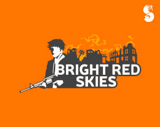 Bright-Red-Skies-Logo by whitefoxdesigns