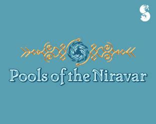 Pools-of-the-Niravar-Logo by whitefoxdesigns