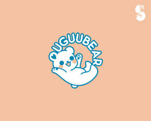 UGUUBEAR-Logo by whitefoxdesigns