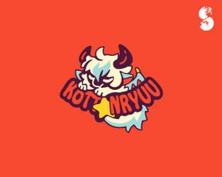 KOTTONRYUU-Logo by whitefoxdesigns
