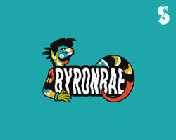 BYRONBAE-Logo by whitefoxdesigns