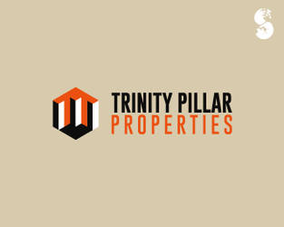 Trinity-Pillar-Properties-Logo by whitefoxdesigns
