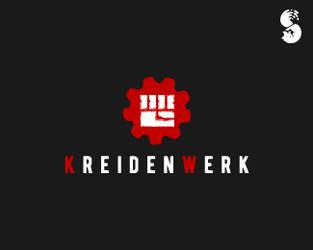 KREIDENWERK-2019-Logo by whitefoxdesigns