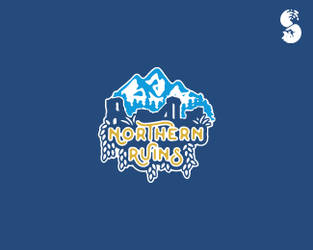 Northern-Ruins-Logo by whitefoxdesigns