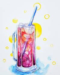 June 1 - Cold Drink by N2Y88