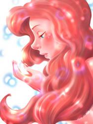 Digital - Disney Princess S01 - Ariel by N2Y88
