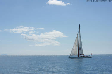 sailboat 2 by jettstock