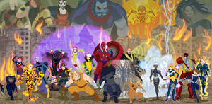 The Age of Apocalypse by VegetarianGoat