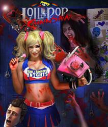 Lollipop chainsaw! by ZandragonDesigns