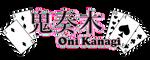 [UTAU] Oni Kanagi Logo by PRISMkidd