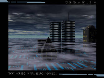 Urban 3d by arpo