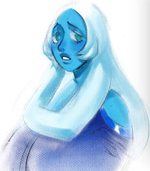 BlueDiamond by RougeRedRed