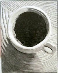Coffee Zen by MadEyeArcher