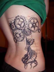 Tattoo by liechidori