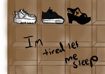 Shoe collection 1/2 by sophialakumo