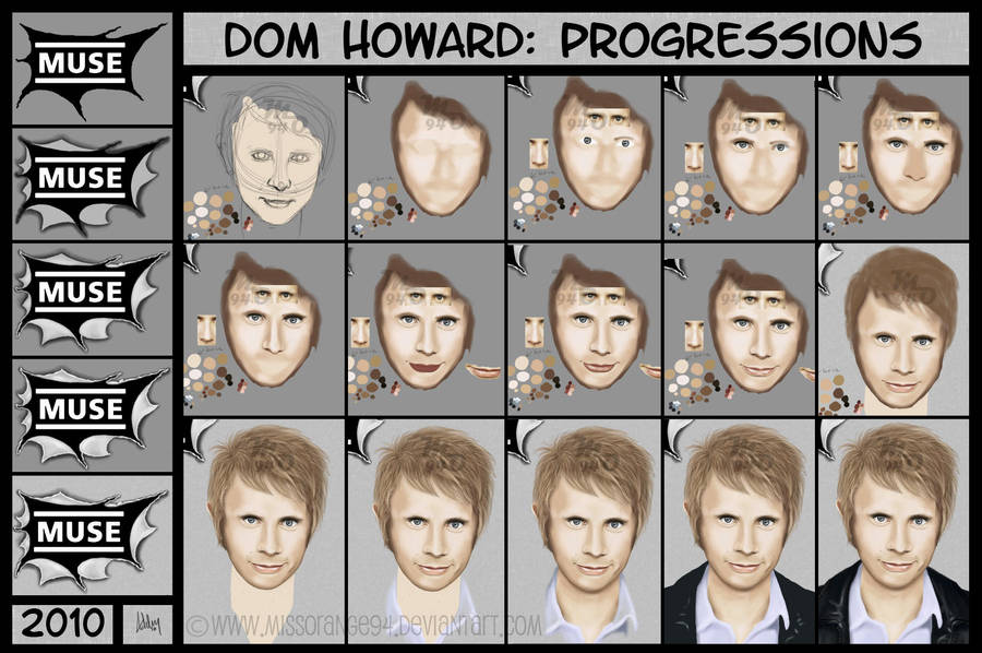 Dom Howard: Progressions
