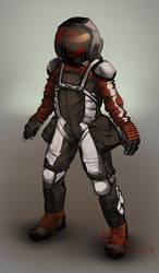 Generic Environmental Suit by Clean3d