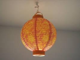 paper lantern by Awi-Stock