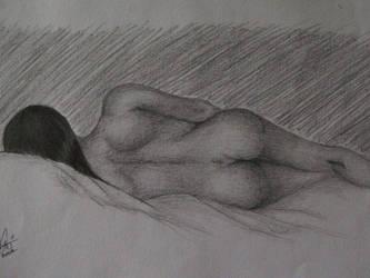 Nude by freeman-J