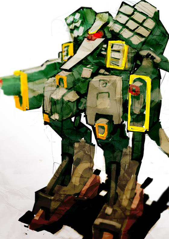 ROBOT by r-matumoto