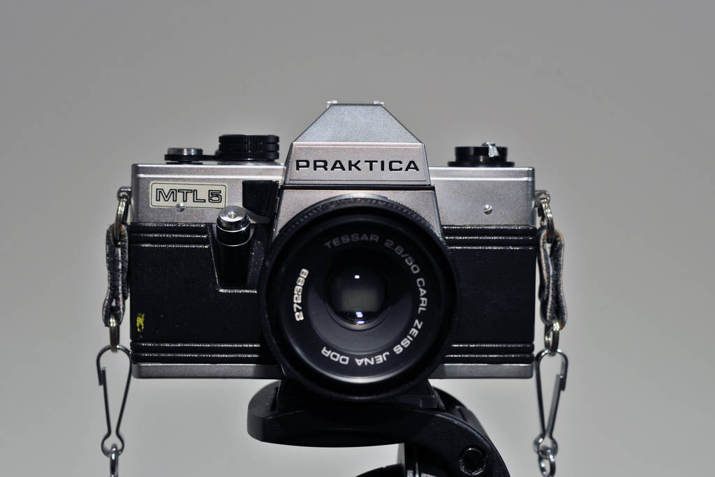 Praktica mtl by in my viewfinder on deviantart
