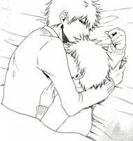 Ichi-Hichi hug by YueShirosaki