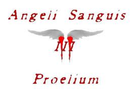 Angeli Sanguis III - Proelium Cover by YueShirosaki